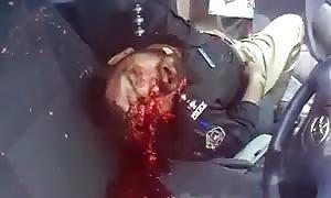 Pakistani cop killed by taliban