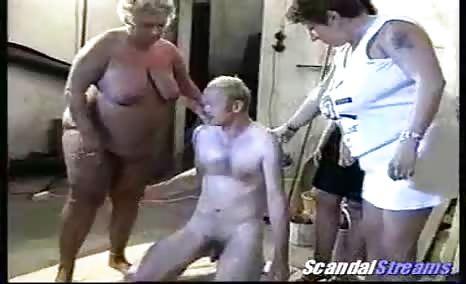 mature scat orgy