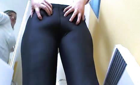 Amazing wide open legs