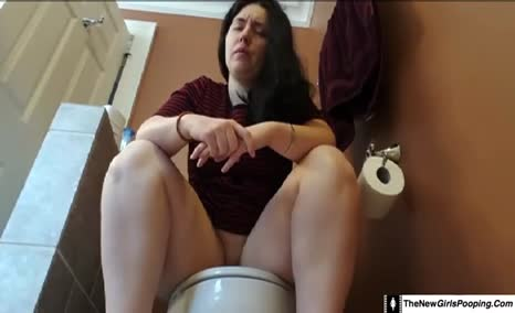 Shitting On The Potty